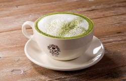 日本オリジナルの抹茶カプチーノ
