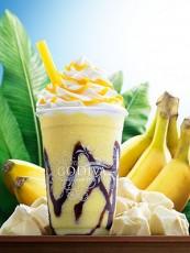 ショコリキサー ホワイトチョコレート バナナ
