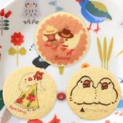 文鳥クッキー