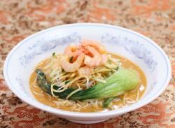 黄金雲丹2.5倍冷し麺