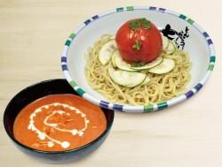 冷やしまるごとトマトつけ麺