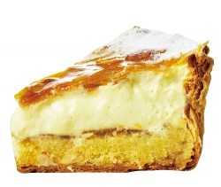 ローストアーモンドチーズタルト