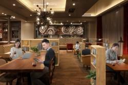 On-the-Rock Coffee Room