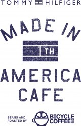 MADE IN AMERICA CAFE