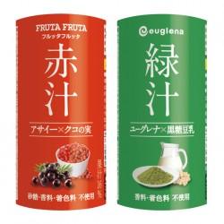 赤汁と緑汁