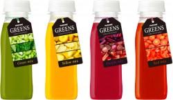 左から、Green mix、Yellow mix、Purple mix、Red mix。画像はイメージ