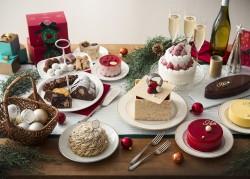 クリスマスケーキ&焼き菓子