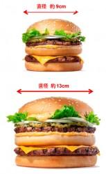 BIG KING4.0(上)、BIG KING5.0(下)