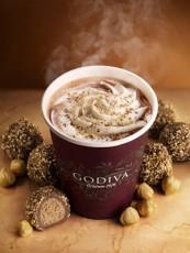 ホットショコリキサーミルクチョコレートプラリネトリュフ