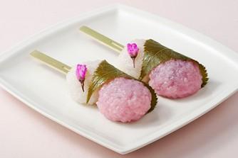 よくばり桜餅