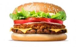 新開発のチリミートが肉のうまさをパワーアップ! 「チリチーズワッパー」