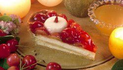 2日間だけ楽しめる佐藤錦のキャンドルナイトケーキ