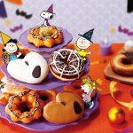 スヌーピードーナツでハロウィンを楽しもう! 「ハロウィーンドーナツ」4種