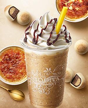 秋冬限定「ショコリキサー ミルクチョコレート クレームブリュレトリュフ」
