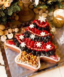 クリスマス限定の「~タルト プレミエ~クリスマスツリーのタルト」