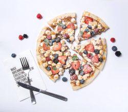 日本上陸3周年記念キャンペーンで、「トゥッティフルッティピザ」プレゼント