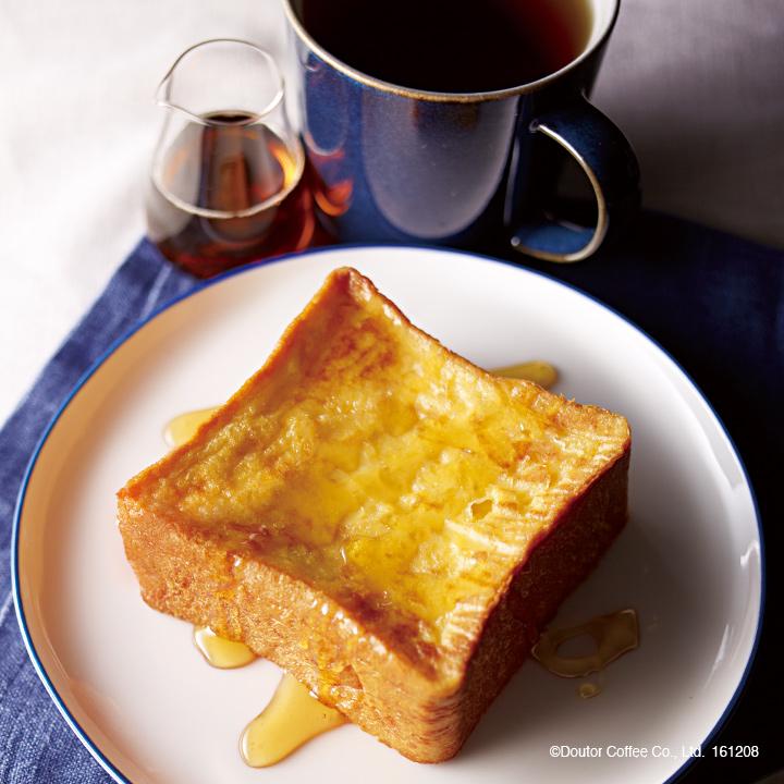 厚切りフレンチトースト
