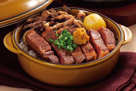黒毛和牛ZEN 和牛ステーキご飯&海老と帆立のあつあつグリル(小)