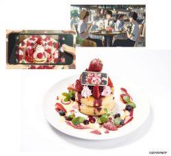 瀧と入れ替わった三葉も思わず写真を撮りたくなったパンケーキ
