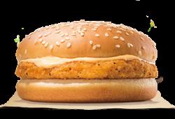チキンバーガー