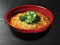 7種の魚介 胡麻香る担々麺