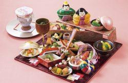 ひなまつり御膳/日本料理「旬彩」