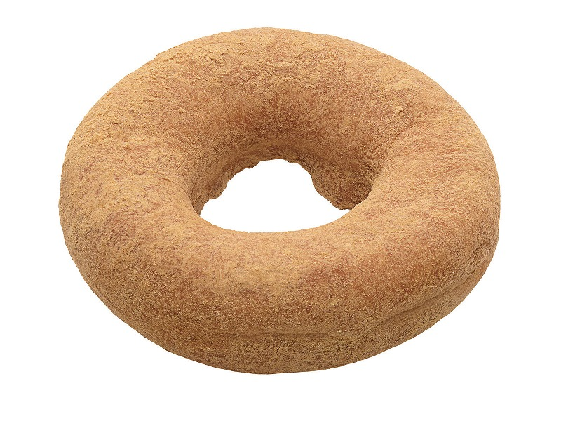 オイルカットドーナツ「きなこ」