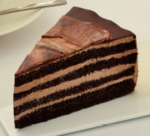 ベルギー産チョコレートケーキ