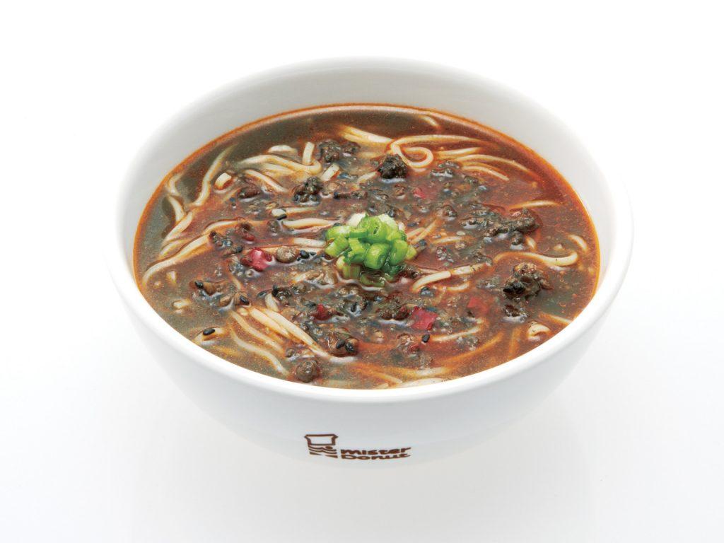 黒ごま担々麺
