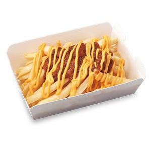 トッピングポテト<チリチーズ>