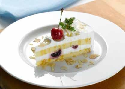 佐藤錦&ダークチェリーのショートケーキ