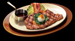 国産牛ロースステーキ