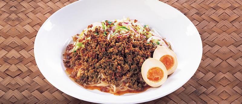 冷やし麻辣麺(マーラーメン)