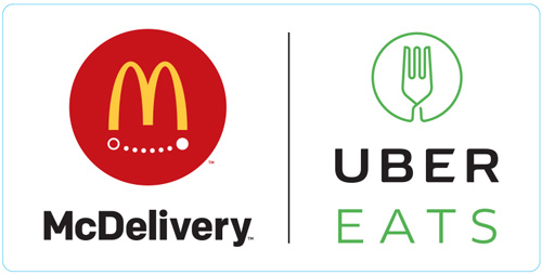 UberEATS(ウーバー イーツ)サービス開始