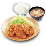 【8/18】かつや「感謝祭」で、「ヒレカツ丼」583円、「ヒレカツ定食」691円
