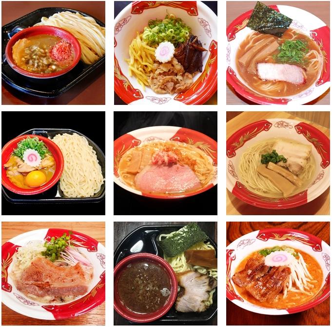 ワンコインでたのしめる「大つけ麺博大感謝祭」10/19~10/25登場のラーメン・つけ麺