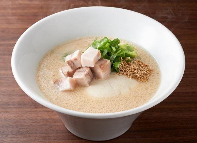 白丸とんこつ豆腐