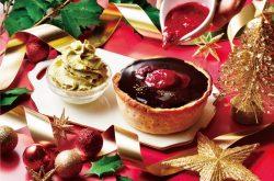 焼きたてミニチーズタルト クリスマス×とろけるショコラ