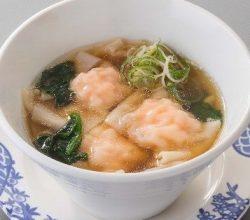 雲呑スープ