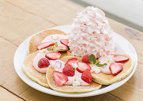 「レアレアパンケーキ~Spring Flower~」