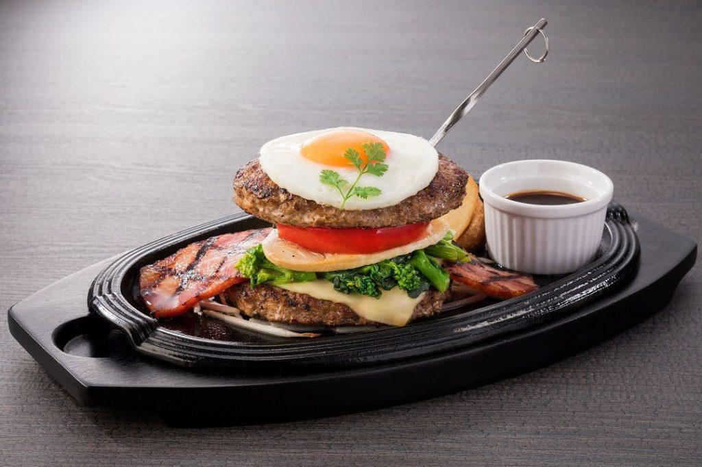 OTOKOMAE肉バーガー