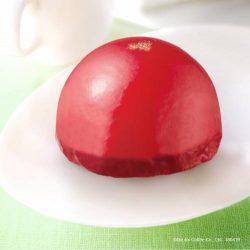 「フランボワーズのレアチーズケーキ」